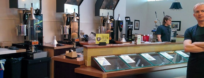 Artis Coffee Roasters is one of For the Love of Caffeine.
