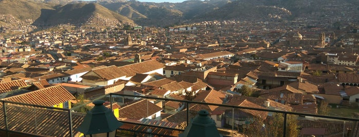Mirador de San Blas is one of BEST OF CUSCO.