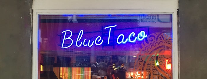 Blue Taco is one of The 15 Best Places with Gluten-Free Food in Copenhagen.