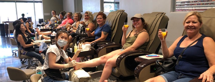 Centre Pointe Nails & Spa is one of The 15 Best Comfortable Places in Phoenix.