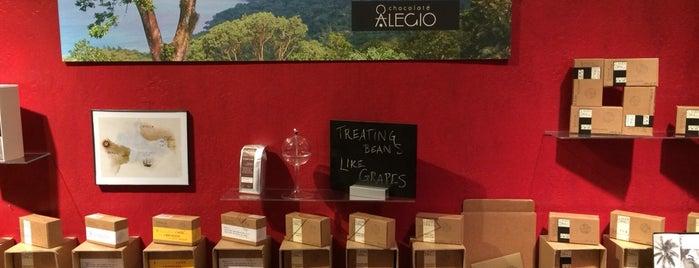 Alegio Chocolate is one of Cor Cor's World NOMination.
