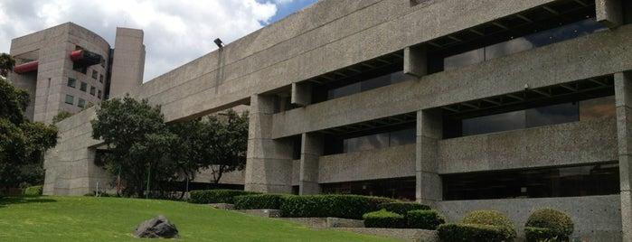 El Colegio de México is one of Must go in Mexico City.