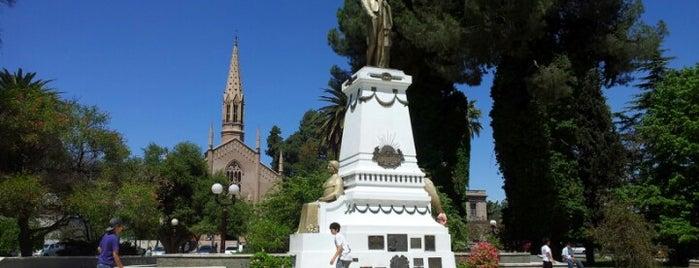 Plaza Godoy Cruz is one of Cuyo (AR).