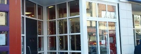 Amsterdam Falafelshop is one of Best new restaurants 2012.