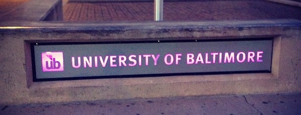 University of Baltimore is one of Colleges and Universities in Maryland.