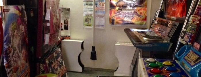 ビデオシティRENO is one of 関西のゲームセンター.
