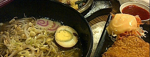 Gokana Ramen & Teppan is one of Food Spots @Bandung.