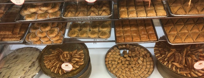 Damascus Bread & Pastry Shop is one of GEMS.