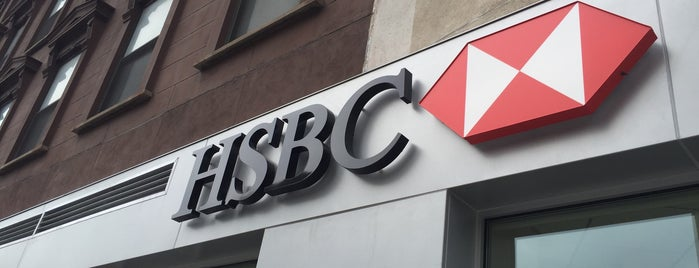 HSBC is one of HSBC ATMs.