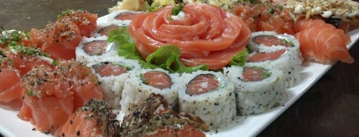 Hamadaya Sushi Bar is one of Sushi in Porto Alegre.