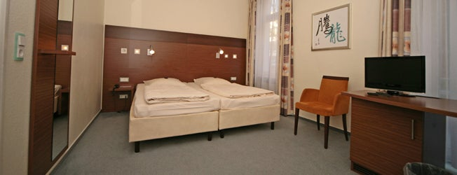 Central-Hotel is one of CPH Partnerhotels.