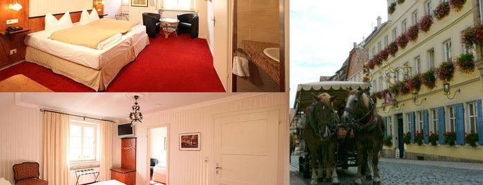 Hotel Goldener Hirsch is one of CPH Partnerhotels.