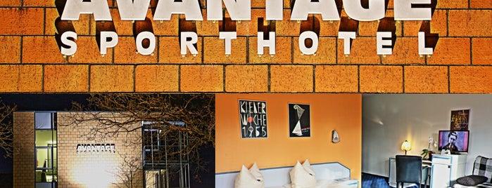 City Partner Sporthotel Avantage is one of CPH Partnerhotels.