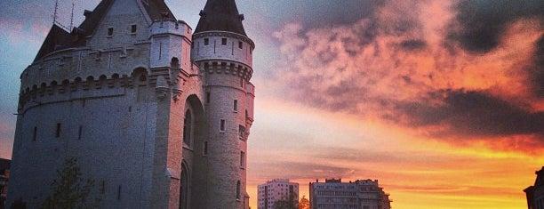 Parc de la Porte de Hal is one of Brussels Spots #4sqCities.