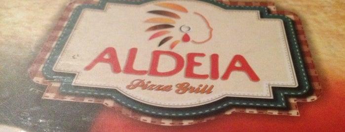 Aldeia is one of Poços.