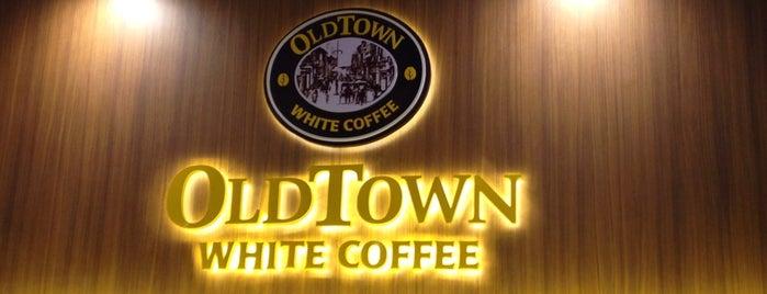 OldTown White Coffee is one of Makan @ Melaka/N9/Johor #15.