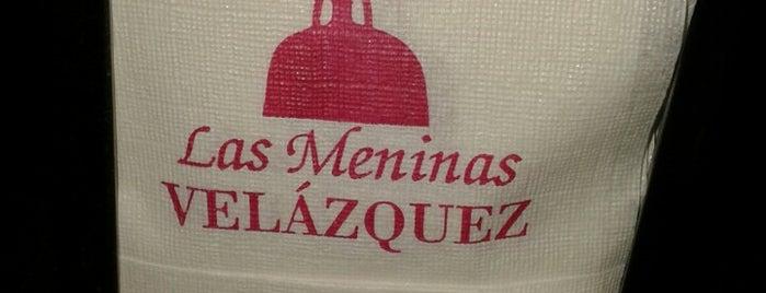 Las Meninas is one of Moraima en España.
