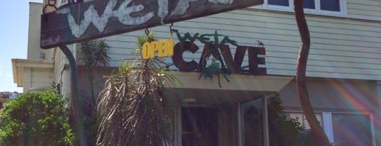 Weta Cave is one of Places with Personality in Wellington.