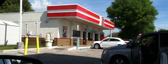 Circle K is one of All-time favorites in United States.