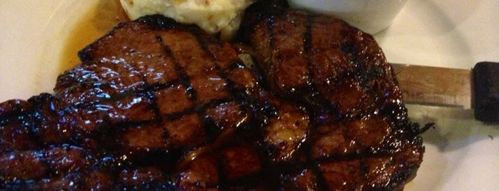 Smokey Bones Bar & Fire Grill is one of Top 10 dinner spots in Lake Mary, FL.