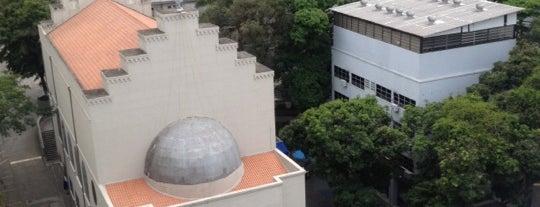 Colégio Sagrado Coração de Maria is one of #Rio2013 | Catequesis [Spanish].