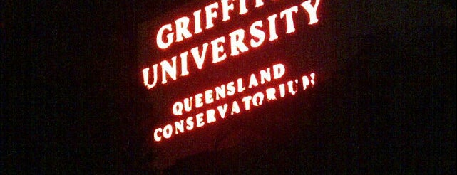 Queensland Conservatorium is one of Venues.