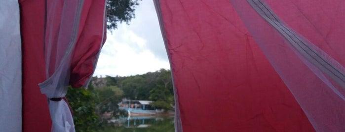 Lagoa Azul em Ilha de Itamaracá is one of Prefeitura.
