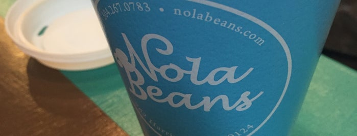 NOLA Beans is one of Foodie!.