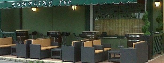 Rumbling Pub is one of Veneto best places.