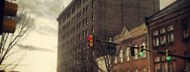 Historic Hotel Bethlehem is one of Historic Hotels to Visit.