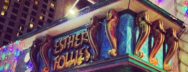 Esther's Follies is one of Austin.