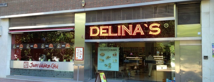 Delina's is one of Bares, qué lugares!!.