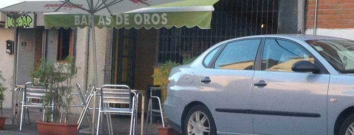 Bar As de Oros is one of Bares, qué lugares!!.