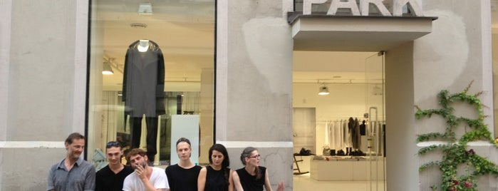 PARK, Concept Store is one of Worldwide: Best Design & Concept-Stores!.