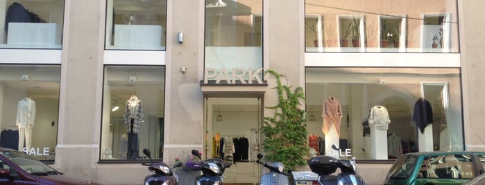 PARK, Concept Store is one of Shopping vom Feinsten.