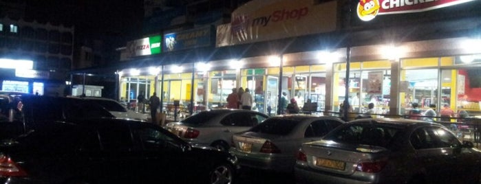 Oilibya Westlands is one of Cool Places.