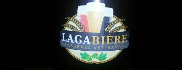 Lagabière is one of Microbrasseries Québec.