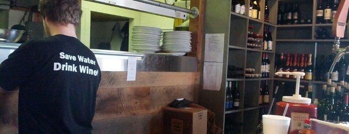 Louie's Wine Dive is one of Drink Spots in KC.