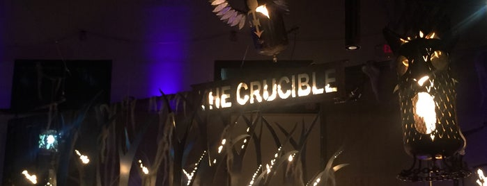 The Crucible is one of SF to-do.