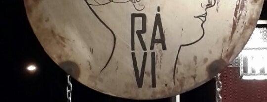 Rávi Gastropub y Café is one of Favorite.