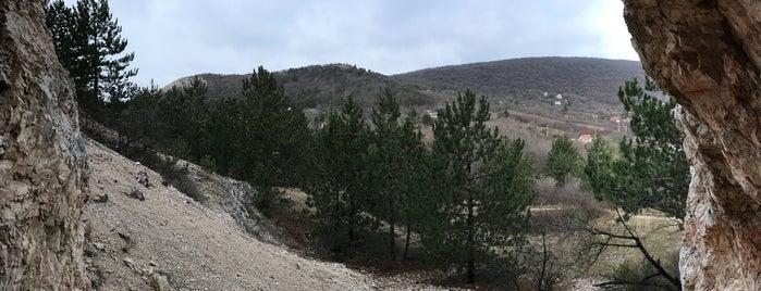 Odvas hegy is one of Budai hegység/Pilis.