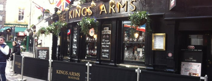 King's Arms is one of BMAG's Pubs.