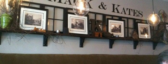 Mack&Kates Cafe is one of Nashville Restaurants.