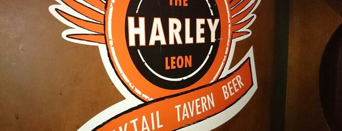 The Harley is one of diferentes ciudades.