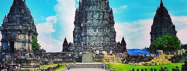 Prambanan Temple is one of Visited Places in Yogyakarta :).