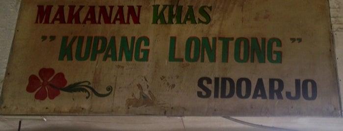 Kikil Kambing Pak Truno is one of Kuliner Wajib @Surabaya.
