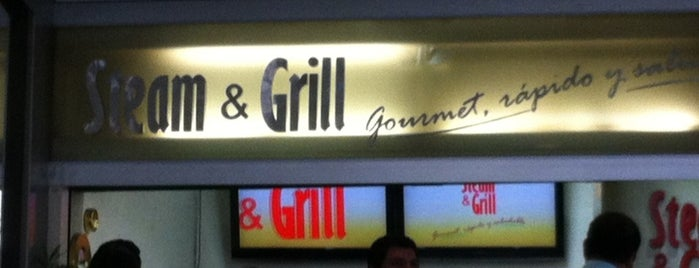 Steam & Grill is one of ñom ñom.