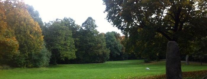 Weißenseepark is one of München.