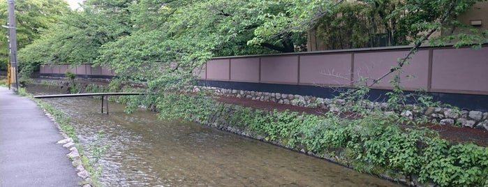 古レールを使った行者橋 is one of 近現代.