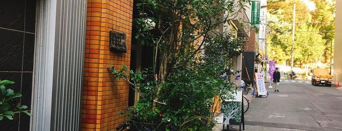 カフェ・デ・プリマベーラ is one of 珈琲の名店12選+α(東京).
